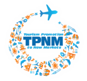"""Providing support services in the implementation of the project """"Tourist Promotion to New Markets -TPNM"""""""